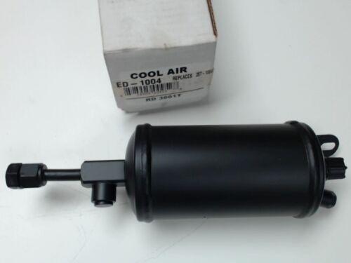 Cool Air ED1004 A//C Receiver Drier-Filter Drier fits 90-91 Saab 9000 2.3L-L4