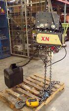 Konecranes 3 Ton Electric Chain Hoist With Motorized Trolley Xn16300020mt16t2b