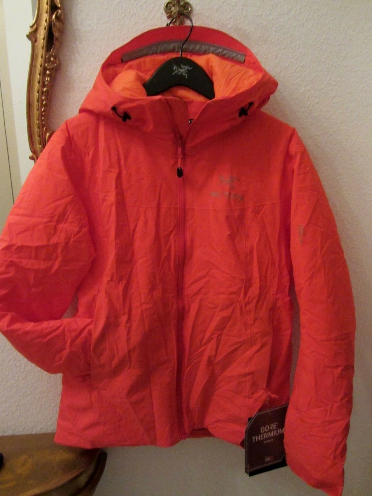 ARCTERYX Kappa Hoody M 38-40  simply very good  + Super color   3209  cost-effective