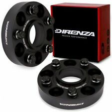 02-08 Pair of Spacer Shims 5x100 for Subaru Forester Mk2 5mm Wheel Spacers