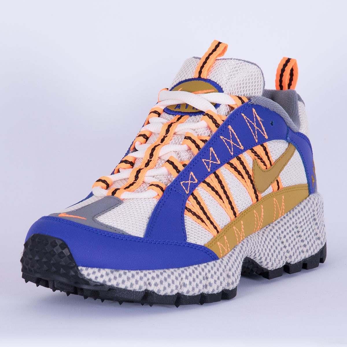 BRAND NEW DS Nike Air Humara '17 QS Concord Bronzine Cream Men's Shoes size 10.5