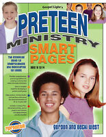 Gospel Light Preteen Ministry Smart Pages. Ages 10-14. Save 50%.