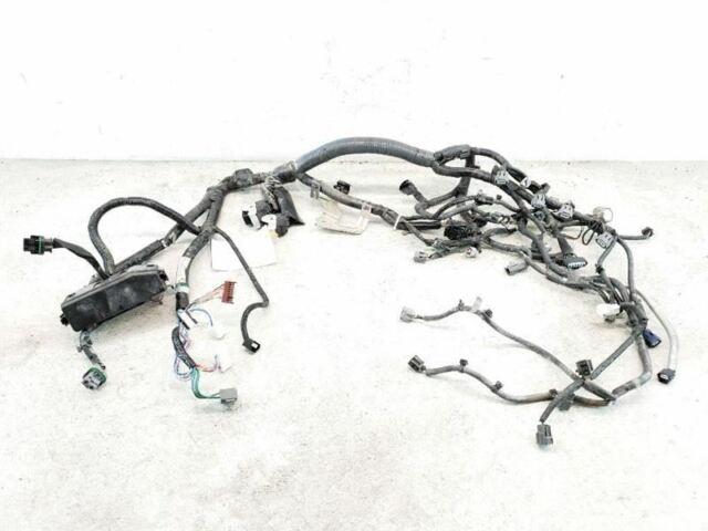17-18 nissan rogue sport oem engine wiring wire harness loom | ebay  ebay
