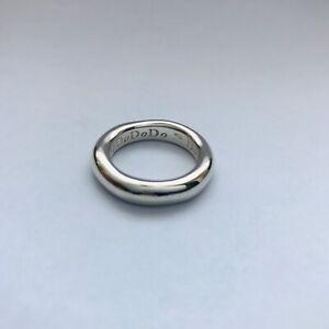aliexpress qualità affidabile meglio Dodo Pomellato anello modello irregular in argento misura 54 ...