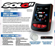 New L&B Solo2 Parachute Skydiving Audible Altimeter