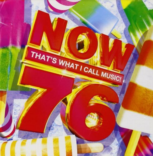 1 of 1 - Various Artists - Now That's What I Call Music! 76 [UK] (2010) FREE SHIPPING