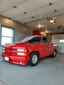 1993 Chevrolet C/K 1500 454ss