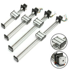 Cnc Linear Actuator Stage Lead Screw Slide Rail Guide With 42 Stepper Motor Us