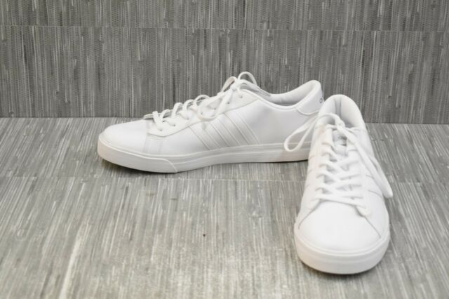 adidas cloudfoam super daily white