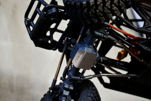 Details about  /Axle Skid Plate Cover Steel Guard Enduro Trailrunner Element RC Gatekeeper 1pcs