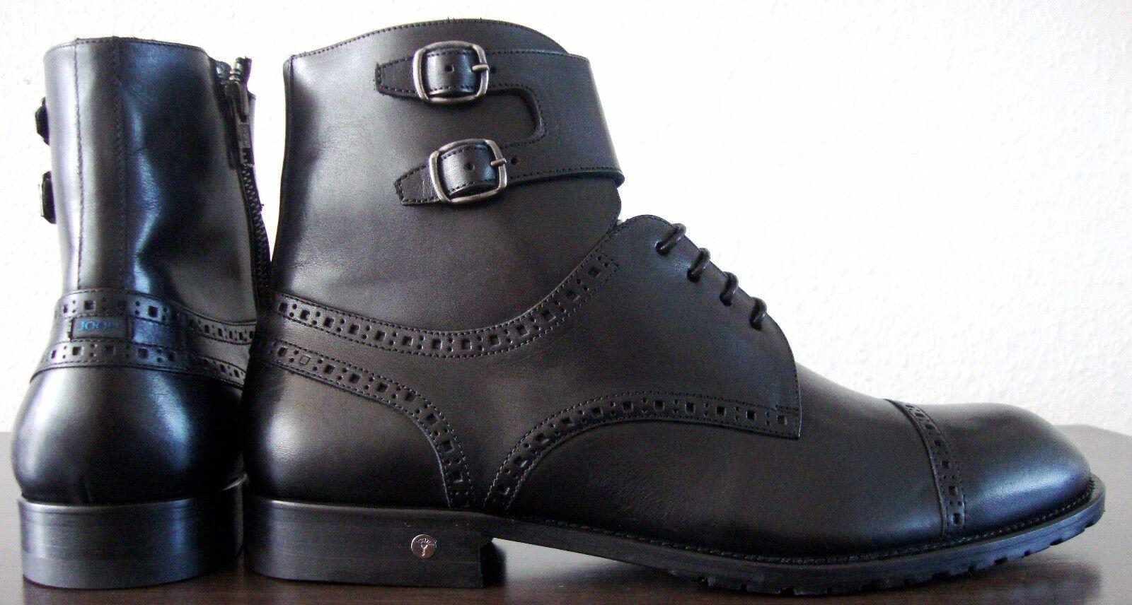 JOOP  Stiefel Herren Kurzschaft Stiefel Knöchelstiefel Schuhe Echtleder Gr.42 NEU    | Langfristiger Ruf