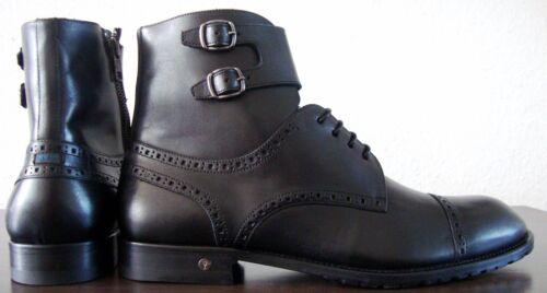 Neu Kurzschaft Stiefel Knöchelstiefel Gr Echtleder Joop Herren 42 Boots Schuhe qPwnxEzv