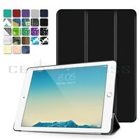 Ipad Air 1 Case Smart Cover Stand Hard Back Auto Sleep Wake