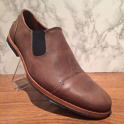 2019 Mode Timberland Herren Stiefel Firma Wodehouse Zum Reinschlüpfen Braun Schuh Größe: 9 Modische Muster
