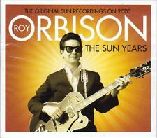 ROY ORBISON -  THE SUN YEARS - THE ORIGINAL SUN RECORDINGS (NEW SEALED 2CD)