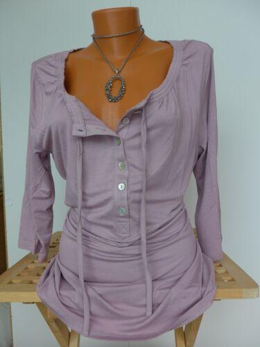 Boysens Tunika Shirt Gr 202 NEU 708 36-52 Lila