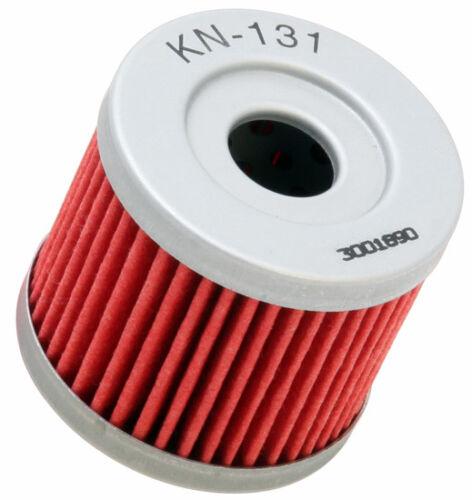 K/&N OIL FILTER KN-131 SUZUKI UX125//150 UH125//200 AN400 GZ125 HYOSUNG GV250 GT250