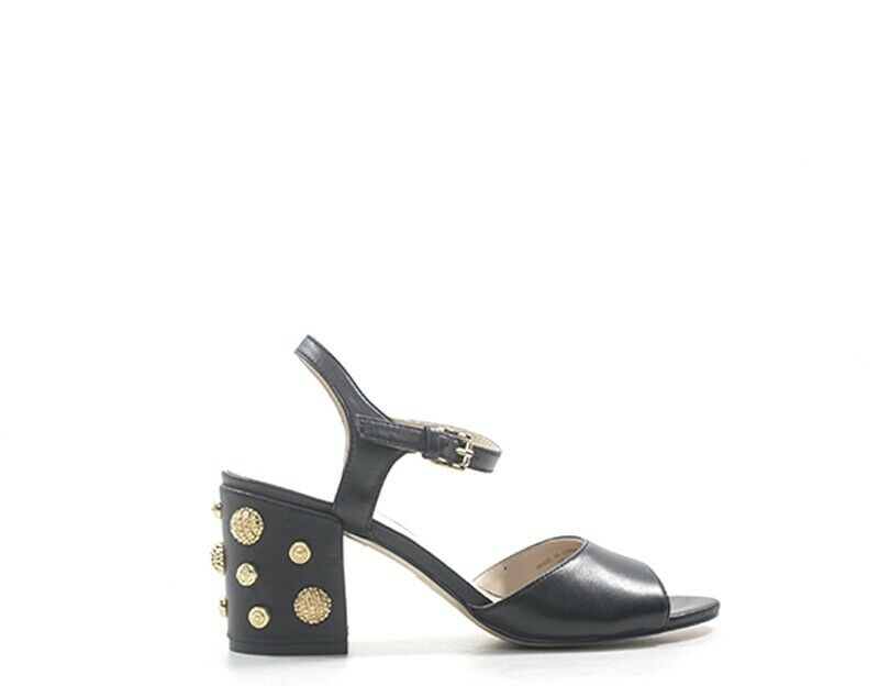 shoes My Twin by Twin Set Woman black Natural Leather 191MCP04A-00006