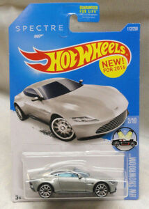 Hot Wheels 007 Spectre Aston Martin Db10 Auto Verkehrsmodelle Autos Lkw Busse