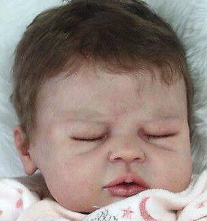 Ivy JANE@Reborn bambino bambola KIT by Melody Hess NUOVO le @ 22 @ @Vinyl solo parti