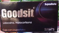 Son's Hemorrhoid Suppositories Box Of 6 Suppositories Hemorrhoid