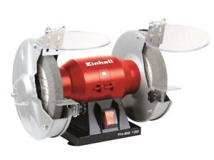 Einhell-150w-TH-BG150-150mm-240v-4412570-Lijadora-Pulidora-Amoladora-De-Banco
