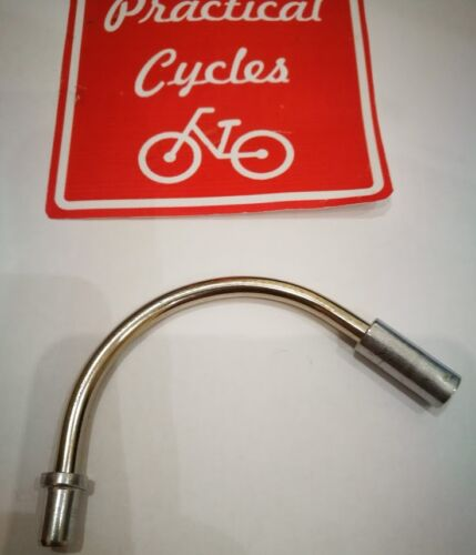 Bicycle V Brake Cable Alloy Noodle Lead Pipe 135 degree