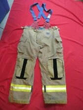 Mfg 2011 Morning Pride 44 X 32 Fire Fighter Turnout Pants Bunker Gear Suspenders