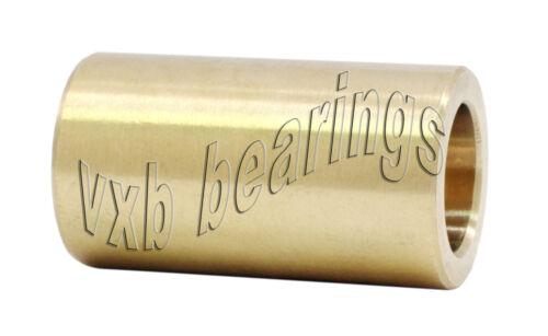 "5//16/""x 1//2/""x 1 1//4/"" inch Bronze Cast Bushing Plain Sleeve Bearing Bore//id 0.313/"""
