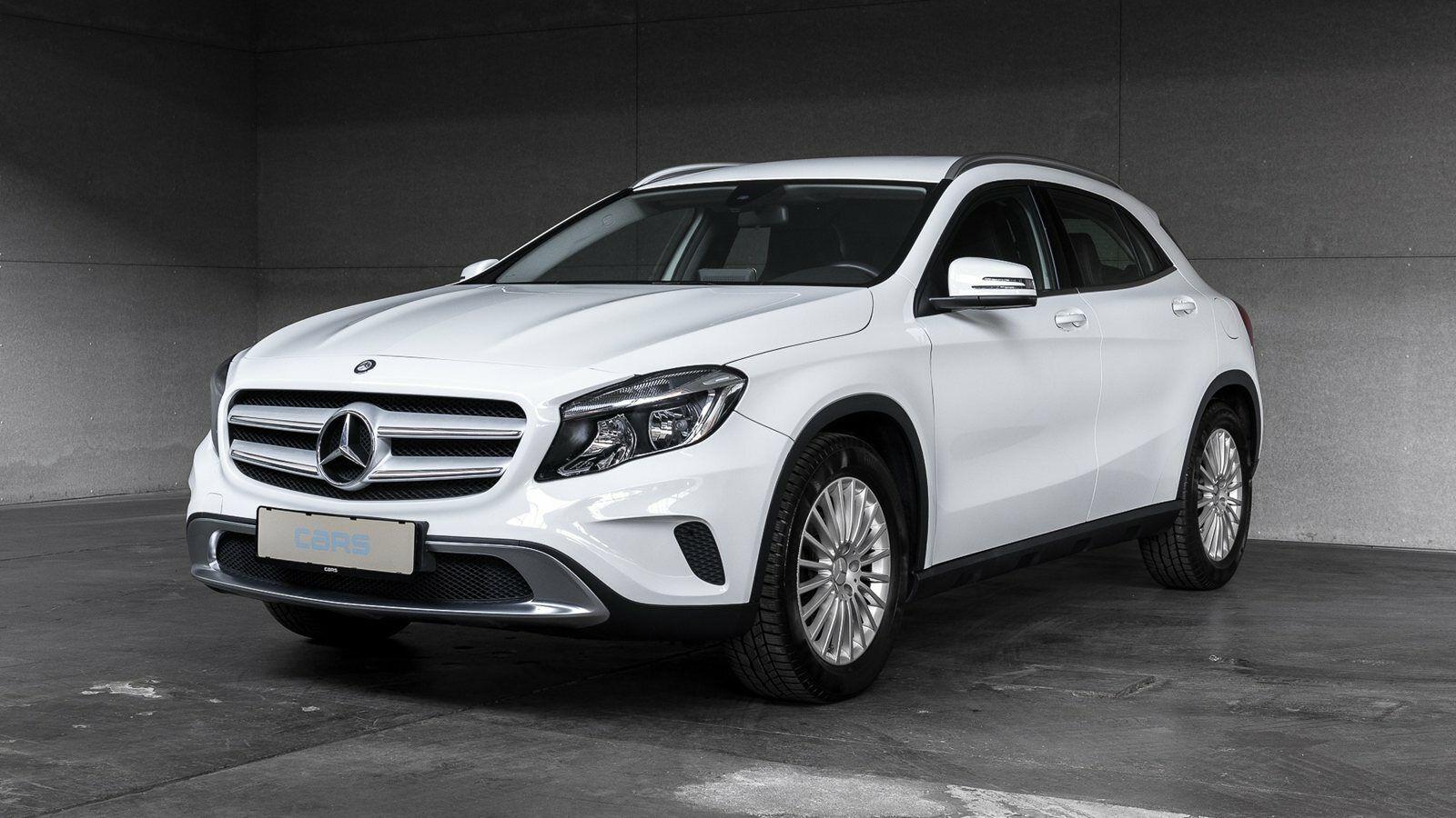 Mercedes GLA200 1,6  5d - 279.700 kr.