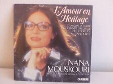 BO serie TV L amour en heritage NANA MOUSKOURI 13655