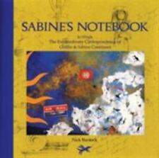 Sabine's Notebook : In Which the Extraordinary Correspondence of Griffin and Sabine Continues by Nick Bantock (1992, Hardcover)