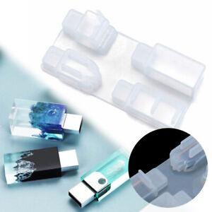 Silicon-Mold-U-Disk-Schimmel-aus-Resin-Werkzeuge-zur-Herstellung-von-Schmuck