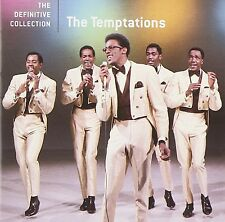 The Definitive Collection - The Temptations - CD