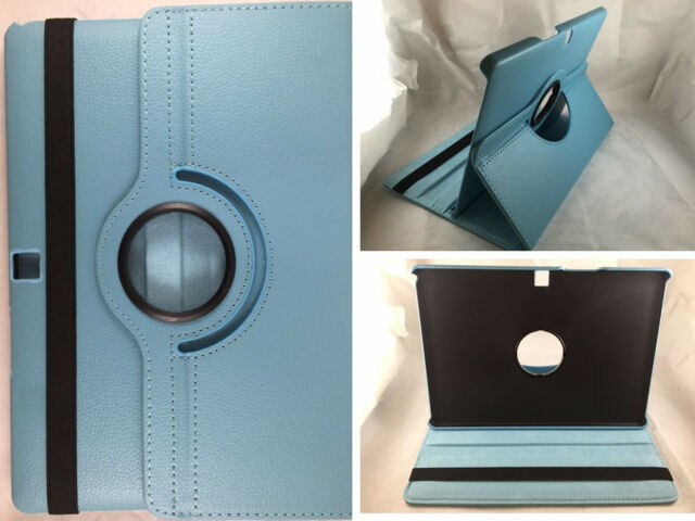 """Cover Case Tablet bq aquaris M10 10 """" Swivel 360º Colour Light Blue"""