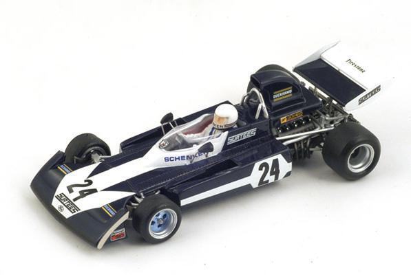 Surtees TS14  24 T.Schenken  GP US  1972  Spark 1:43 / S4001