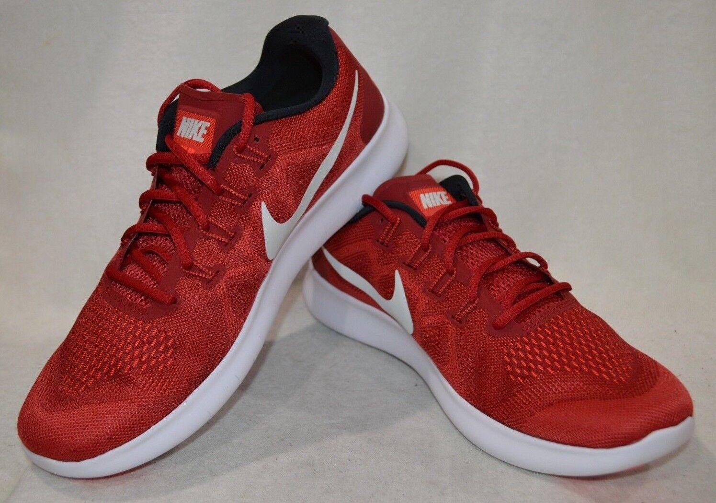 Nike Free rn 2018 Rojo/Blanco De Hombre Zapatos Zapatos Hombre Para Correr-tamaños surtidos NWB 880839-601 d0ced0