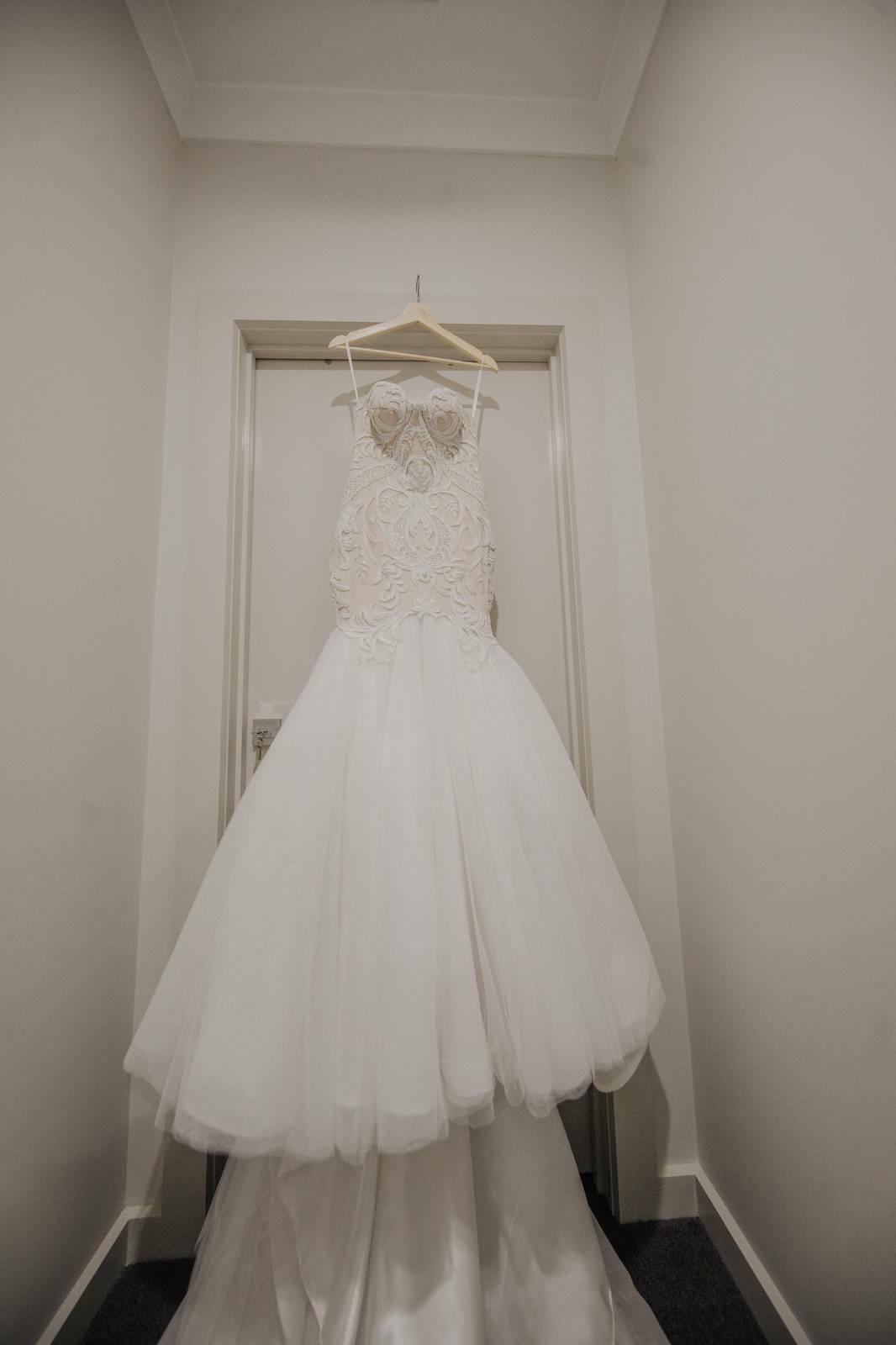 Craig Braybrook wedding dress