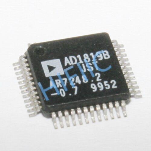 1PCS AD1819BJST CODEC,AC97 Audio CODEC,AC97 SoundPort CODEC,48LQFP