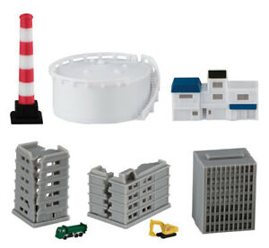 Bandai-Ultraman-Ultimate-Structure-Building-2-Diorama-Model-Miniature-Set-6-pcs