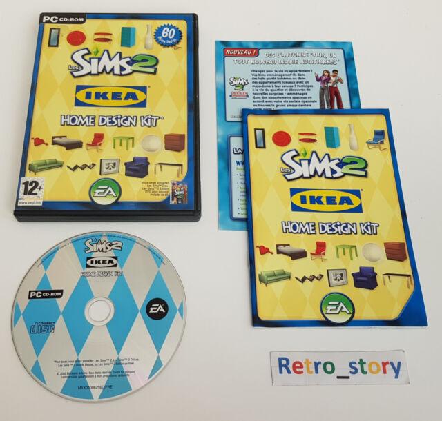 Les Sims 2 : IKEA Home Design Kit - PC