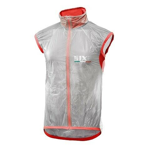 VEST windproof Bike Cycling Bike SIXS 100%  RED GHOST vest