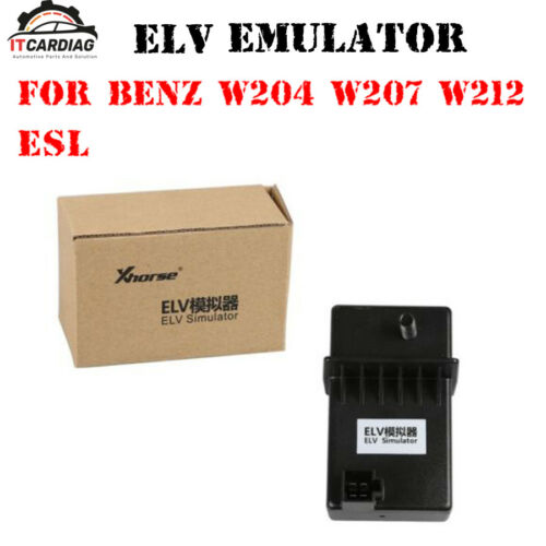 XHORSE ELV Emulator Simulator for Benz W204 W207 W212 ESL Work with VVDI MB tool