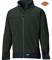 Dickies Combrook Softshell Jacket Waterproof Breathable Shooting Work