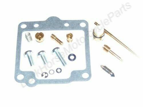 2x Carburetor Carb Repair Rebuild Kits Yamaha XS650 Special 81-83 K/&L 18-5143