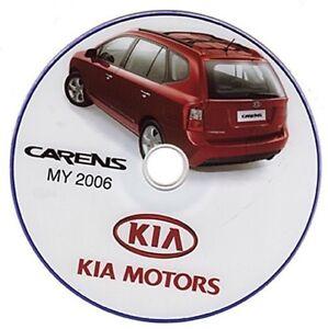 kia carens manuale officina workshop manual ebay rh ebay co uk 2004 Kia Carens Kia Carens 2008