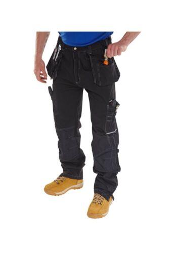 Beeswift smptbl Fare clic su nero Shawbury Premium Multi Tasca Pantaloni