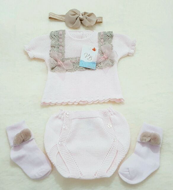 Spanish Baby Clothes Collection On Ebay