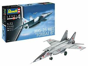Revell-03878-MiG-25-Rbt-Aircraft-Model-1-72