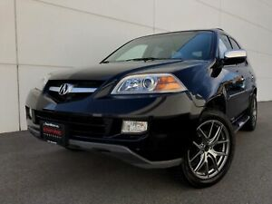 2006 Acura MDX Touring with Rear DV